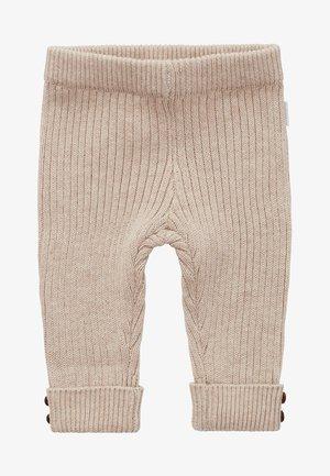 RATAN - Trousers - sand melange