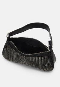 Topshop - ONE SIDED SHOLDER - Handbag - black - 2