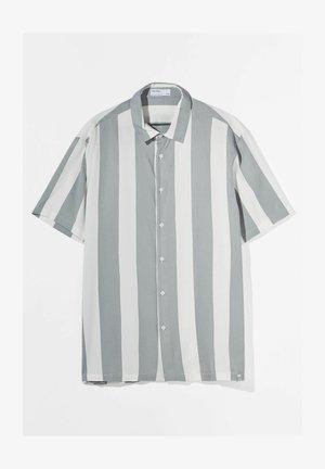 MIT STREIFEN - Overhemd - grey