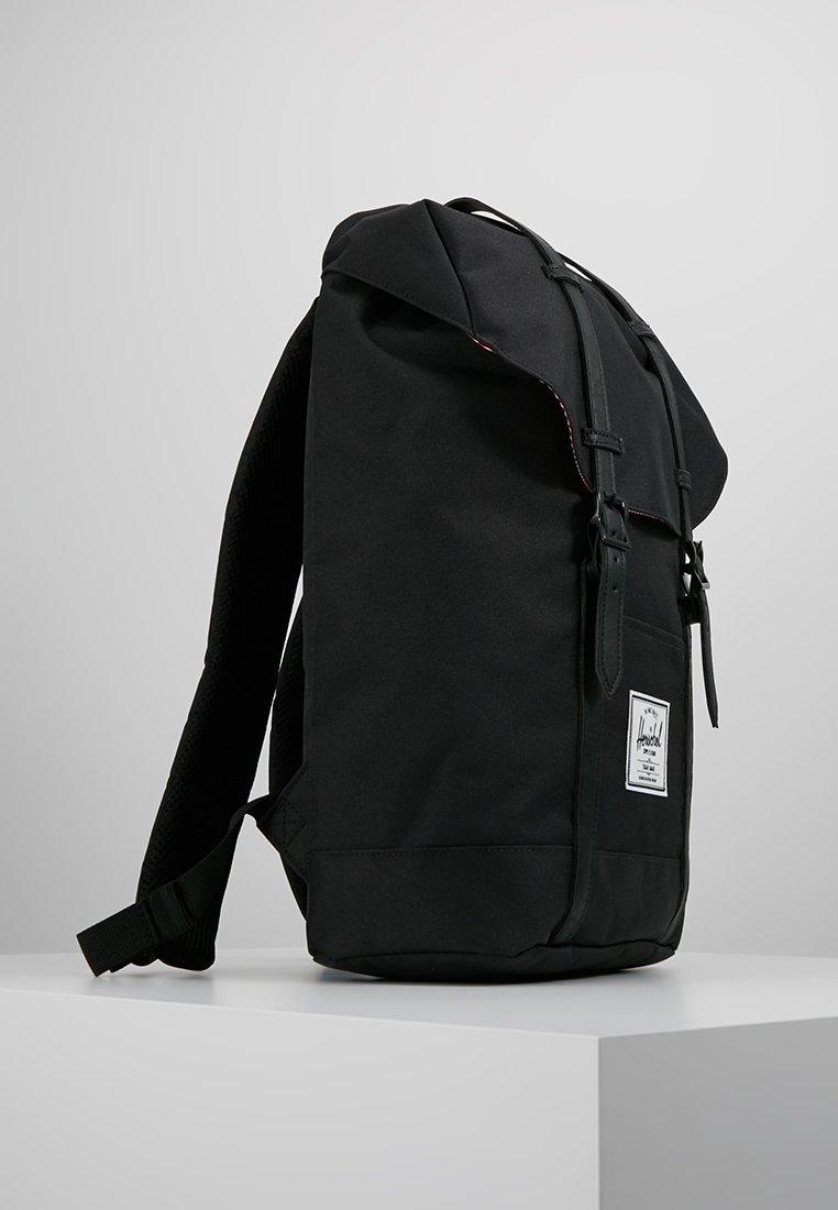 Herschel Retreat - Tagesrucksack Noir/schwarz