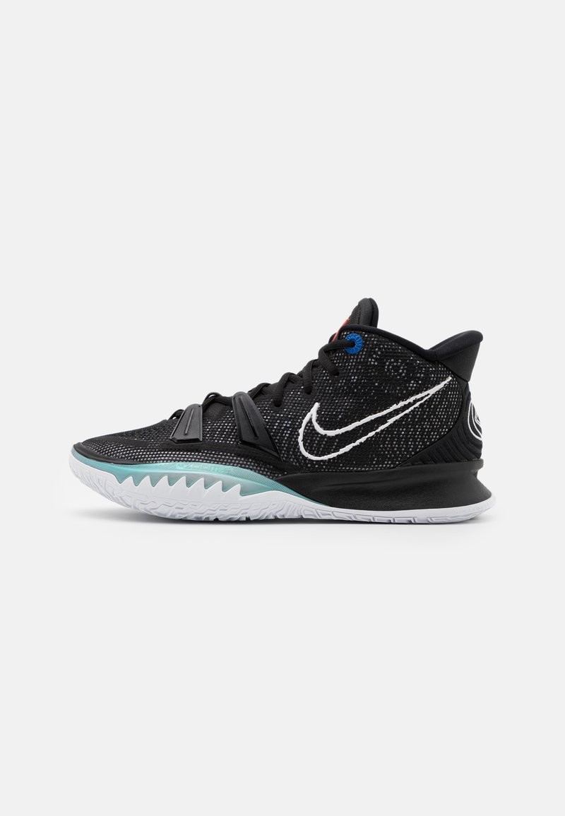 Nike Performance - KYRIE 7 - Basketball shoes - black/white/off noir