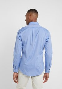 Polo Ralph Lauren - NATURAL SLIM FIT - Hemd - blue end on end - 2