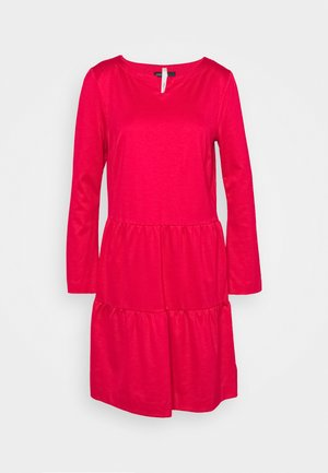 Day dress - deep pink