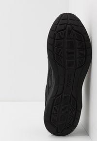 Reebok - WALK ULTRA 7 DMX MAX - Walking trainers - black/cold grey/collegiate royal - 4