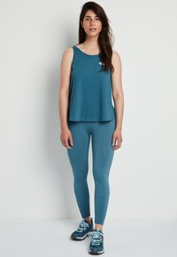 The North Face - Tights - mallard blue - 1