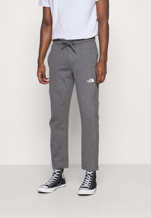 STANDARD PANT - Tracksuit bottoms - medium grey heather