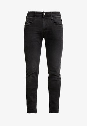 ANBASS HYPERFLEX CLOUDS - Jean slim - black