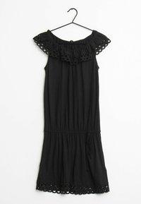EXPRESS - Korte jurk - black - 0