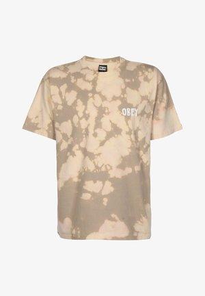 Camiseta estampada - humus