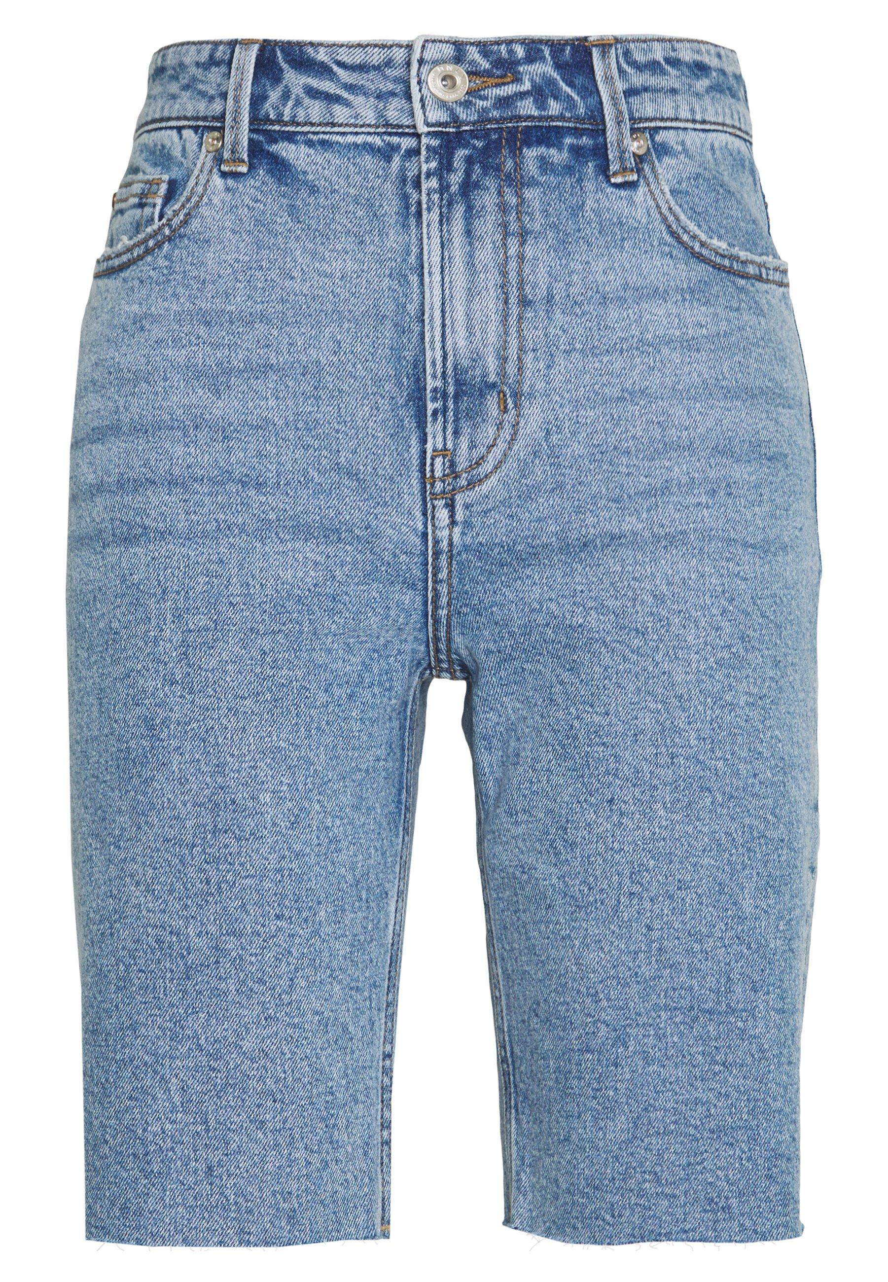 Femme ONLEMILY LONG  - Short en jean