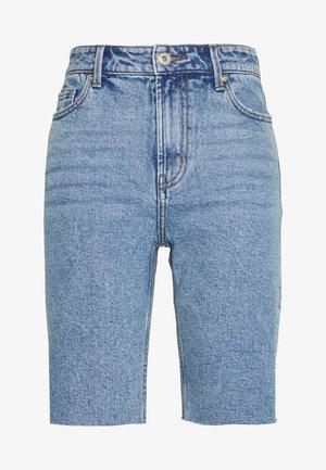 ONLEMILY LONG  - Short en jean - light blue denim