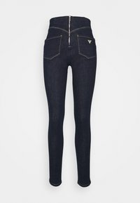 Guess - ULTRA CURVE HIGH BUTTON - Jeans Skinny Fit - one way - 0