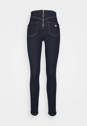 ULTRA CURVE HIGH BUTTON - Jeans Skinny Fit - one way