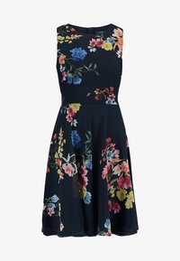 Esprit Collection - FLUENT - Cocktail dress / Party dress - navy - 5