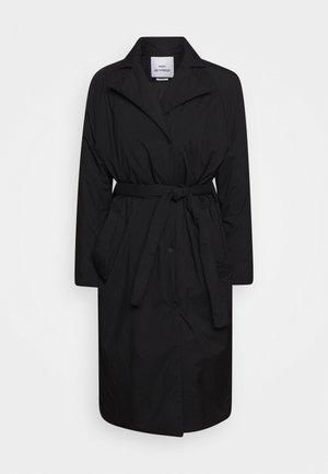 ESTHER - Classic coat - black