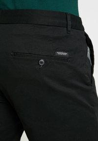 Scotch & Soda - STUART CLASSIC SLIM FIT - Chino - black - 5