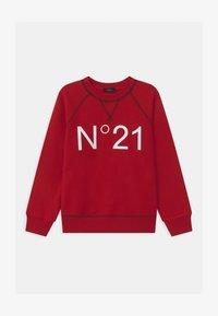 N°21 - UNISEX - Sweatshirt - red - 0