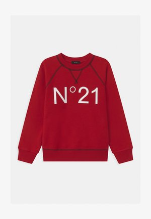 UNISEX - Sweatshirt - red