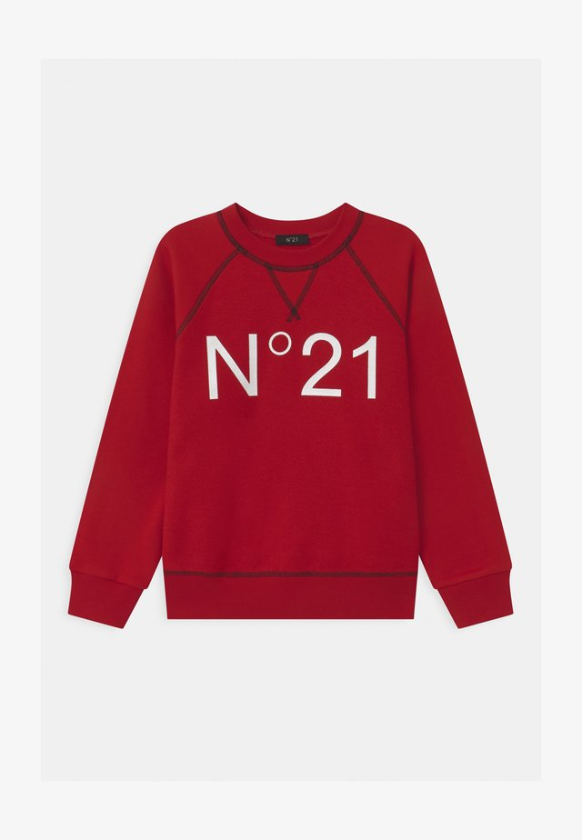 UNISEX - Sweatshirt - red