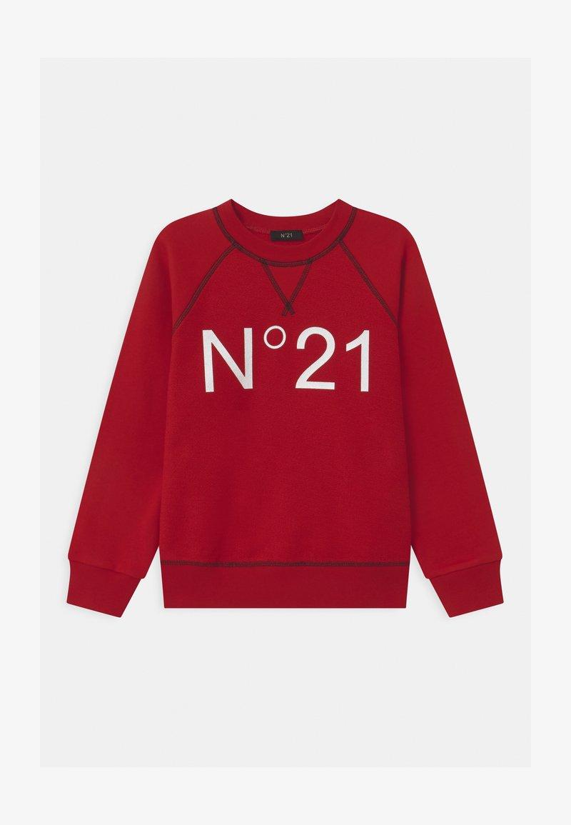 N°21 - UNISEX - Sweatshirt - red