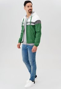 INDICODE JEANS - Windbreaker - fairy green - 1