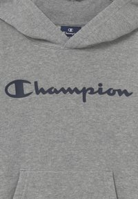 Champion - AMERICAN CLASSICS HOODED UNISEX - Huppari - mottled grey - 3