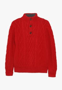 GAP - BOY MOCK - Svetr - modern red - 0