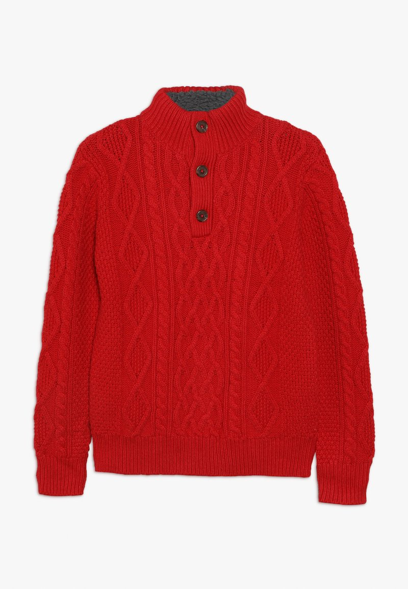 GAP - BOY MOCK - Svetr - modern red