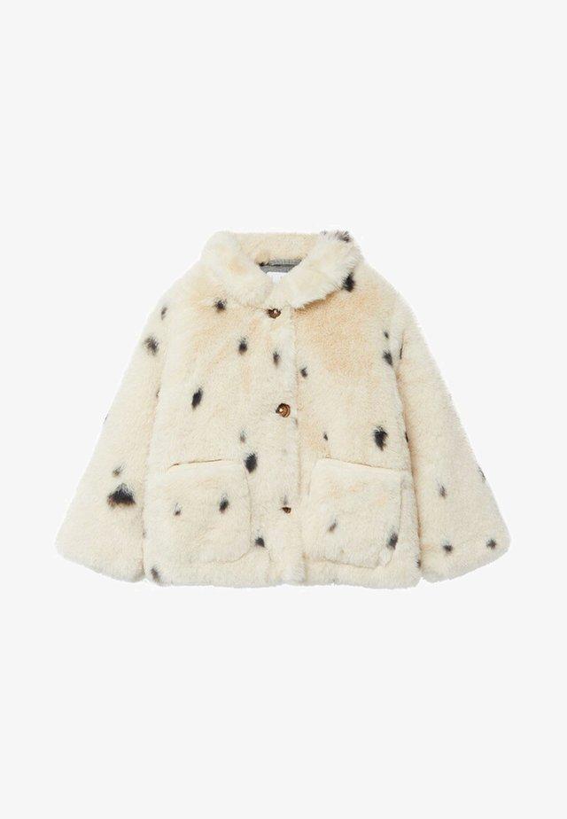LOFY - Winter jacket - cremeweiß