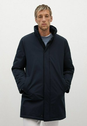STREET - Winter coat - marineblau
