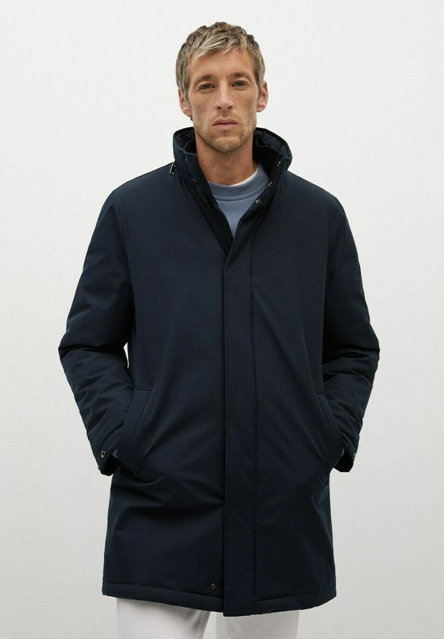 STREET - Winter coat - marineblau