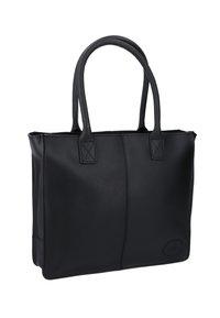 Gusti Leder - Handbag - black - 2