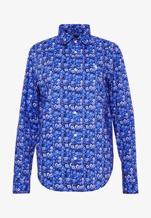 LONG SLEEVE - Camisa - blue