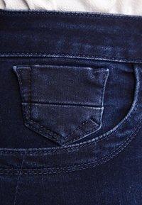 Zizzi - AMY - Jeans Skinny Fit - dark blue - 5