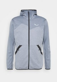 Salewa - PUEZ - Fleece jacket - flint stone melange - 0
