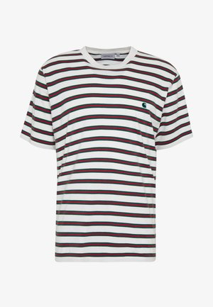 OAKLAND  - Print T-shirt - oakland stripe, wax  treehouse