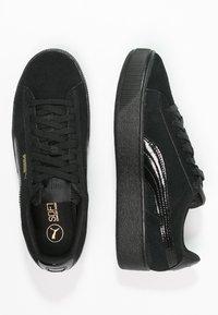 Puma - VIKKY PLATFORM - Sneaker low - puma black - 2