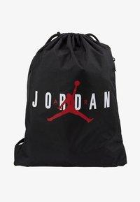 Jordan - GYM SACK - Sportovní taška - black - 1