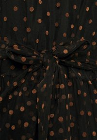 Love Copenhagen - LCASTRID DRESS - Cocktail dress / Party dress - black/brown - 2