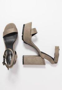 Even&Odd - High heeled sandals - oliv - 3