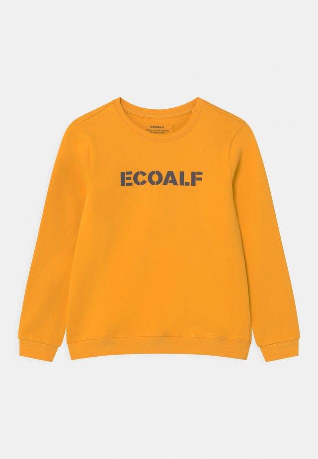 UNISEX - Sweater - shiny yellow