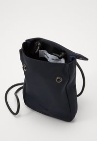 Samsøe Samsøe - MOLO NECK BAG  - Across body bag - sky captain - 2