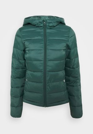 ONLSANDIE QUILTED HOOD JACKET - Light jacket - ponderosa pine