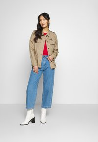 Esprit - PLAY - Summer jacket - beige - 1