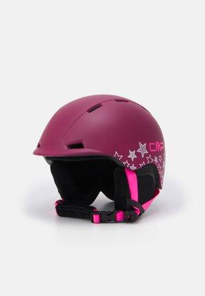 KIDS SKI HELMET - Helmet - magenta