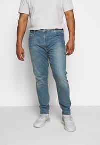 Levi's® Plus - 512 SLIM TAPER - Jeans Tapered Fit - pelican rust - 0