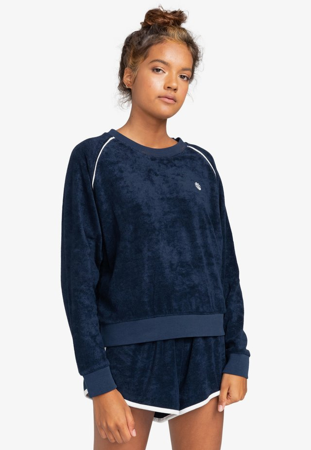 MONA - Sweater - indigo