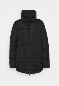 WOMAN MID JACKET - Giacca invernale - nero