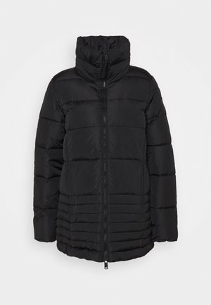 WOMAN MID JACKET - Vinterjakke - nero