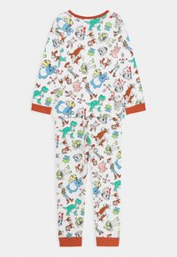 Cotton On - ORLANDO LONG SLEEVE PYJAMA - Pyjama set - vanilla - 1